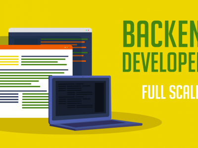 Web Development (Back-End)